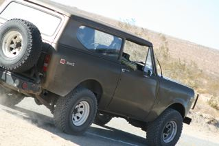 1971 Scout